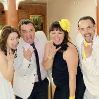 молодежная свадьба :: Лариса Кизилова