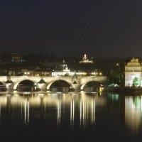 Ночная Прага :: Andrey Kuzin