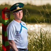 С Днём пограничника! :: Ринат Валиев