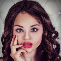 и ей всего 13 лет :: Klim Bakhilov