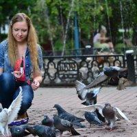 сёстры-голубушки :: Алексей Клименко