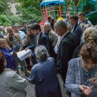 Встреча с депутатом :: Павел Myth Буканов