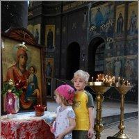 В храме *** In the church :: Александр Борисов