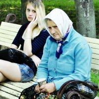 Если бы молодость знала... если бы старость могла... :: Наталья Костенко