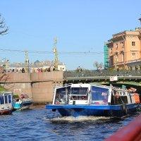 Каналы Санкт-Петербурга :: Анастасия Che