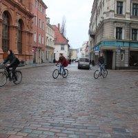 Улица старой Риги :: Диана Матисоне