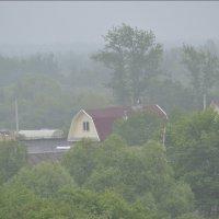 Утро туманное, утро седое. :: Sergey Serebrykov