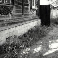 где раньше была завалинка :: sv.kaschuk