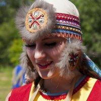 Фестиваль Мир Сибири. :: Виктор