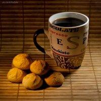 кофе и печеньки :: Дмитрий Барабанщиков