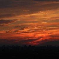 Взлёт и закат... :: Юрий Поляков