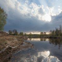 Река Теза :: Сергей Сергеев