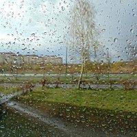 а за окном... :: Игорь Чичиль