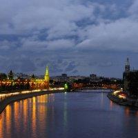 Вечерняя Москва :: Александр Одношевный