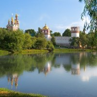 Новодевичий монастырь, Москва :: Любовь Б