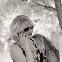 Ты мне только позвони.... :: ОЛЬГА КОСТИНА