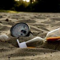 Время как песок... :: Светлана Борец