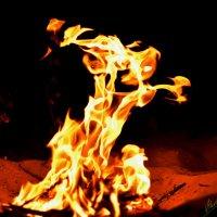 Танцы пламени 3 :: Виталий Павлов