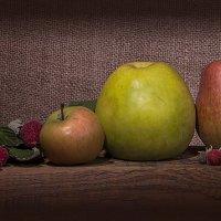 Ну-ка, фрукты, встаньте в ряд... :: Лилия *