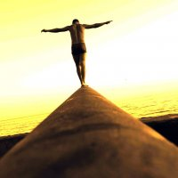 Прыжок :: Андрей Степуленко