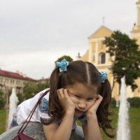 Хочу на шаре покататься! :: Александр Архипов