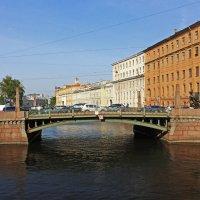 Легендарный Поцелуев Мост. :: Александр Лейкум