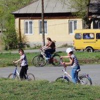 велоспорт:) :: Юлия Мошкова