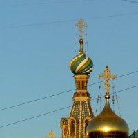 Ах, золотые купола... :: Валентина Харламова