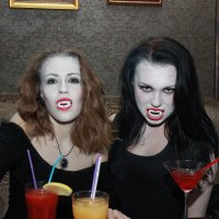 Хеллоуин в Ночном клубе. :: Руслан Грицунь