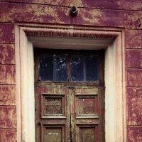 Дверь :: Катерина Мишкель