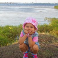 дочка :: Евгения Гущина