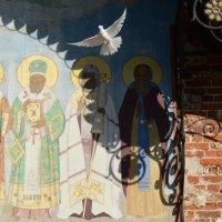 Коломенский голубь :: Инна Савинская