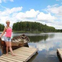 Панорама озера :: Yuriy Gordeev