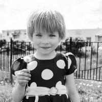 Девочка :: Татьяна Костенко (Tatka271)