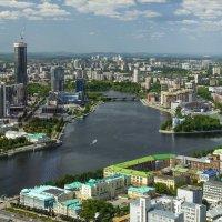Екатеринбург :: Вячеслав Овчинников