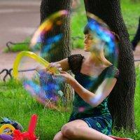 Мыльные пузыри 8 :: Цветков Виктор Васильевич