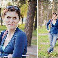 в лесу :: Irinka Zharova