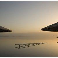 Восход, Мертвое Море :: Борис Аарон