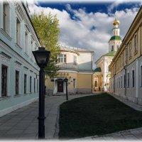 Аптека, улица, фонарь :: Andrey Н