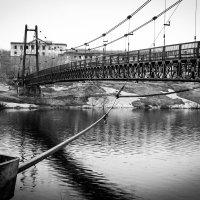 Мост..... на Рудник :: Денис Антонов