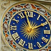 часы церкви Сен-Жермен-л'Осеруа :: Александр Корчемный