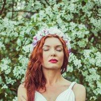 цветение :: Юрий Тублицев