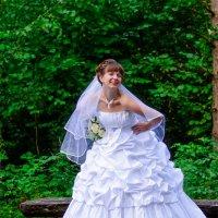 Откуда и чьи у невесты растут ноги? :: Анатолий Клепешнёв