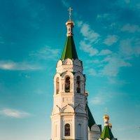 church :: Alina Nechepurenko