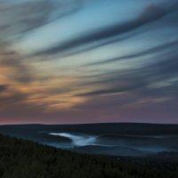Пожар на закате :: Андрей Ziikes