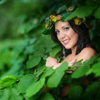 Лесная нимфа :: Наташа Родионова