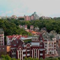 Ukraine. Kiev. Vozdvizhenka str '2014 :: Inna Radchenko (Gorovaya)