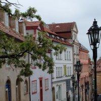 На улочках Праги весна... :: Юрий Цыплятников
