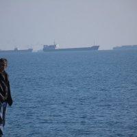 На море. :: Лэл Коваль