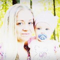 Mom's baby :: Valeri Murtova